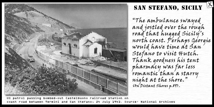 San Stefano, Sicily