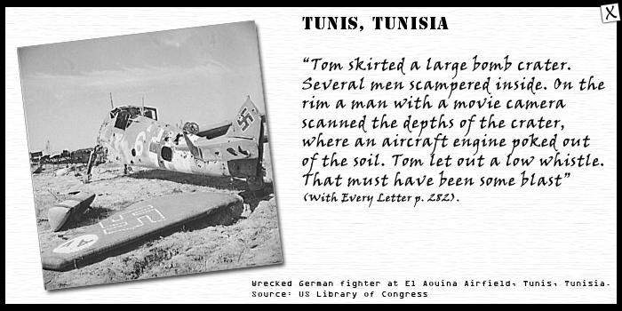 Tunis Detail