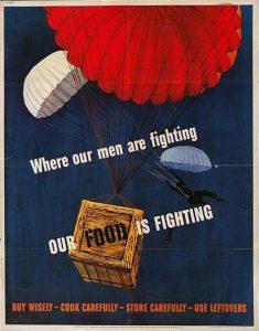 US poster, World War II