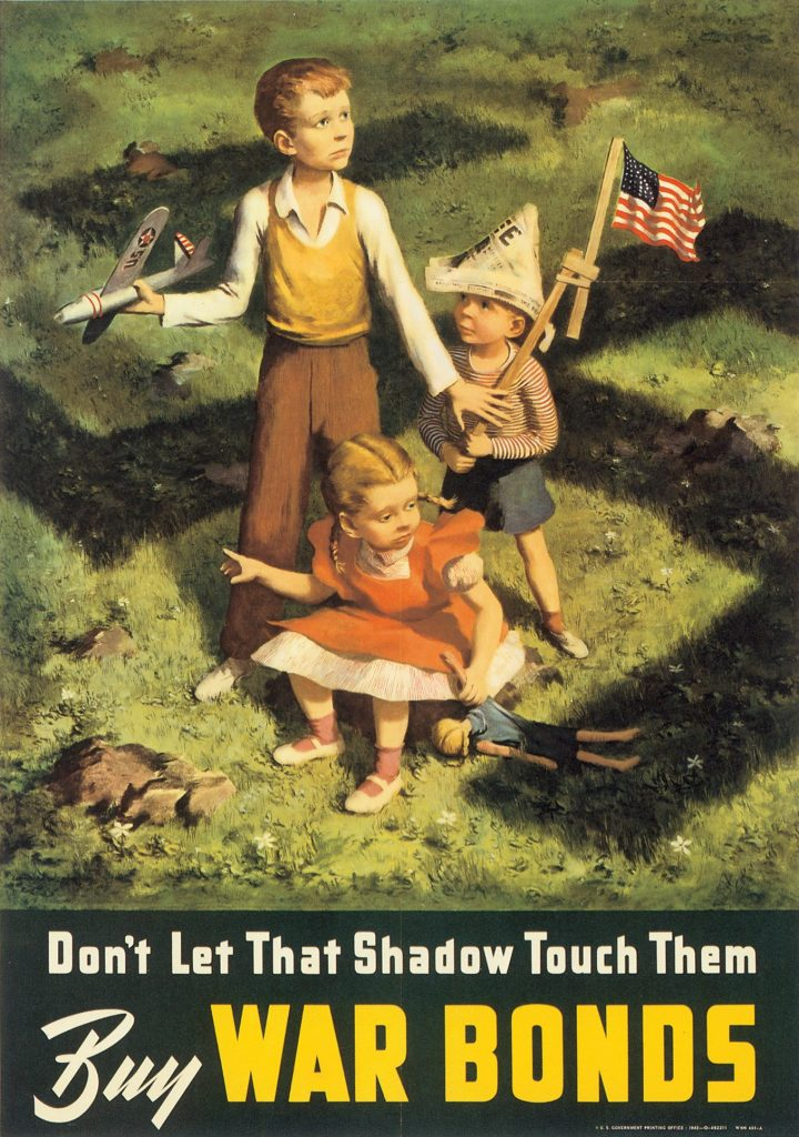 US Poster, World War II