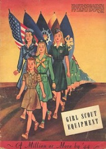 Girl Scout catalog 1943