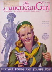 Girl Scouts War Bonds