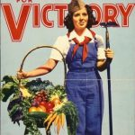 Victory Garden poster, US, WWII