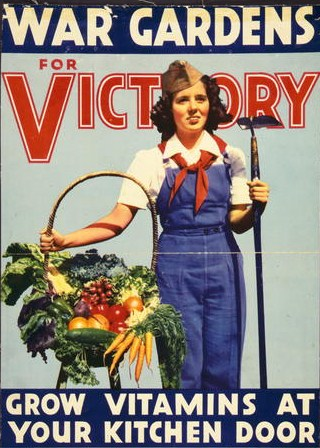 Victory Gardens in World War II