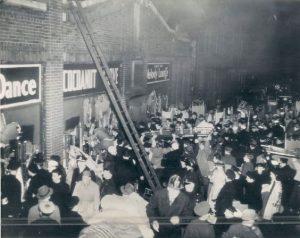 The Cocoanut Grove Fire, Boston, MA, 28 November 1942 (public domain)