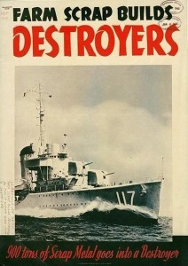 Destroyers from Scrap