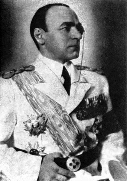 Armand Călinescu, 1938 (public domain via Wikipedia)