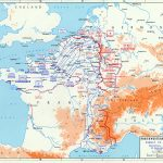Map of the Allied campaign in Northwest Europe, 26 Aug.-14 Sept. 1944 (US Military Academy)