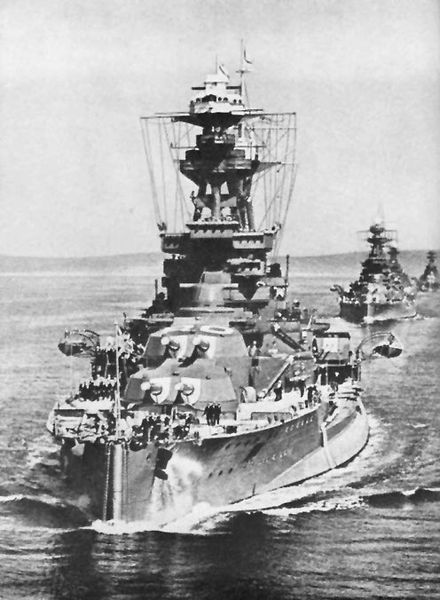 HMS Royal Oak (British government photo)