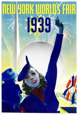Poster for the 1939 World's Fair