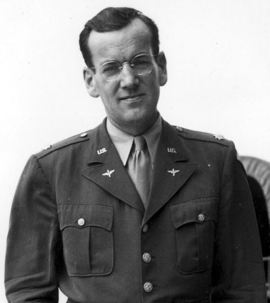 Maj. Glenn Miller, US Army Air Forces (USAF photo)