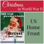 Christmas in World War II - the US Home Front