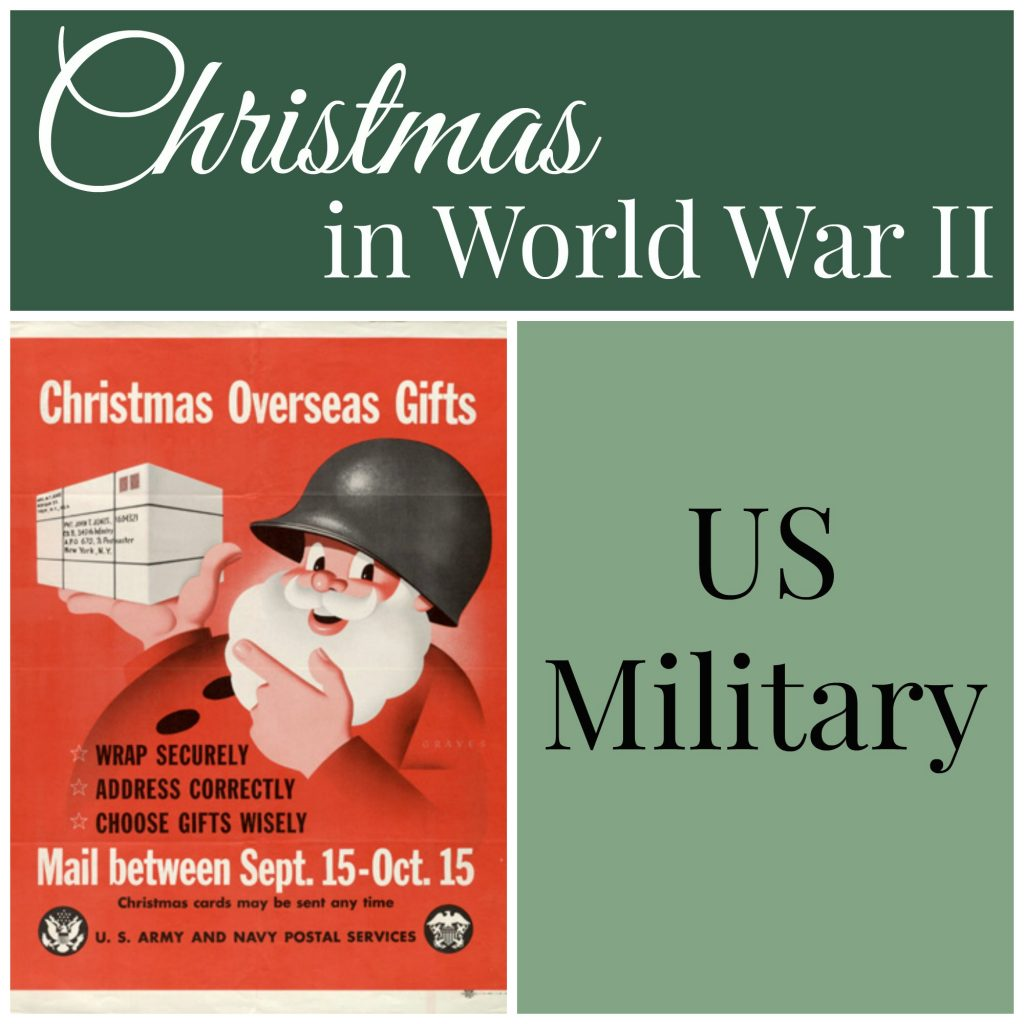 Christmas in World War II - The US Military