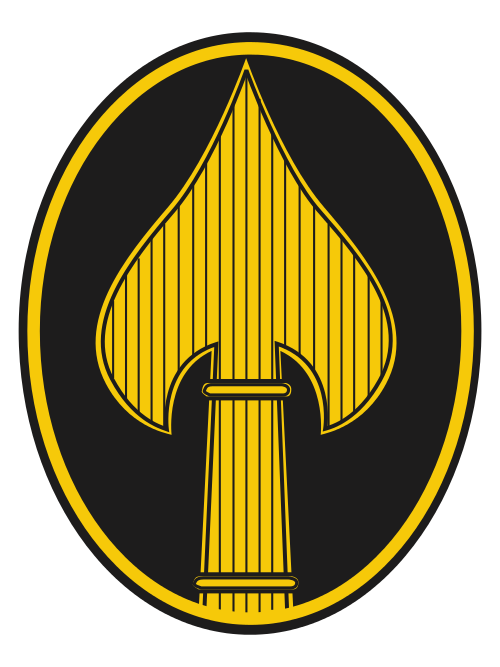 Insignia of the US OSS (Office of Strategic Services) in WWII