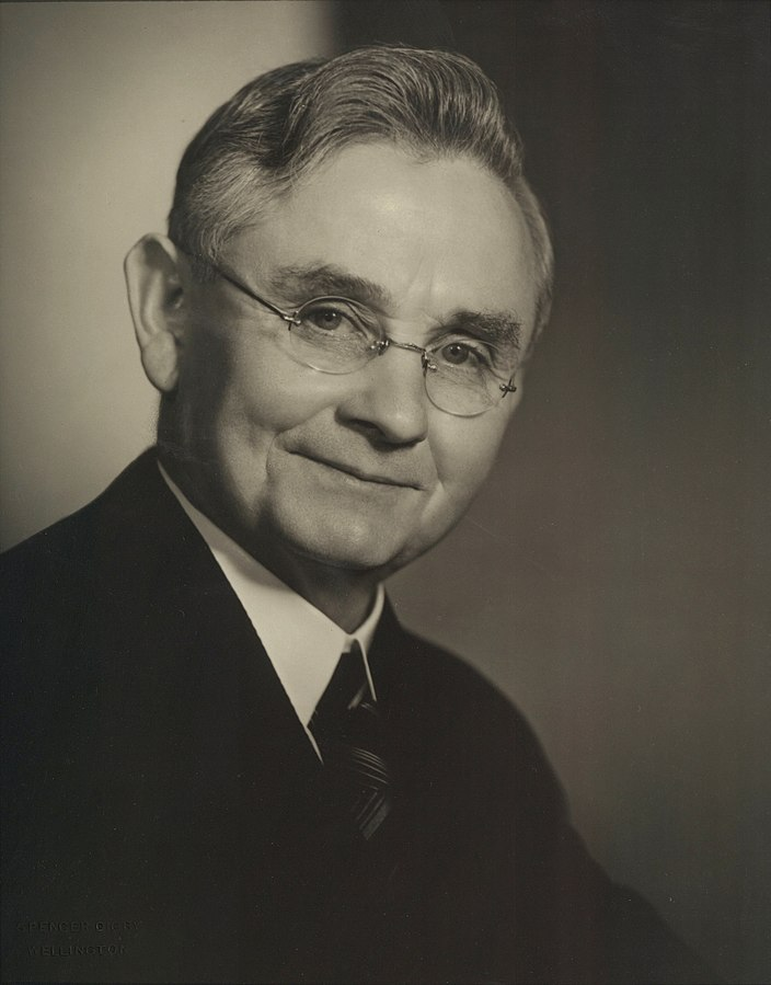 Michael Savage, 1930s (Archives New Zealand)