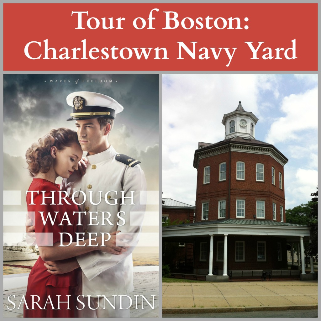 Tour of Boston Navy Yard