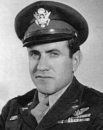 Louis Zamperini, U.S. Army Air Forces, 1943 (US Army photo)