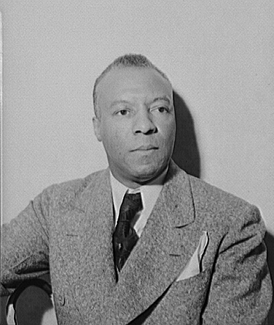 Philip Randolph, November 1942 (Library of Congress fsa.8d10637)
