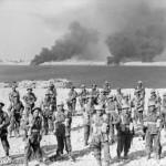 Troops of the 11th Infantry Battalion, Australian 6th Division at Tobruk, Libya, 22 Jan 1941 (Australian War Memorial: 005392)