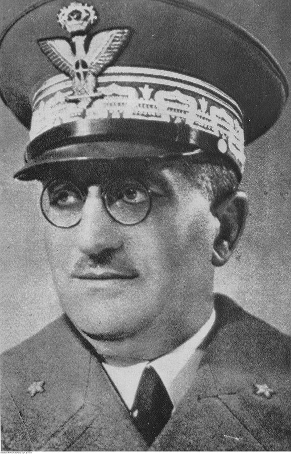 Italian Gen. Ugo Cavallero, Jan. 1941 (public domain via Wikipedia)