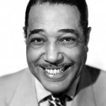 Duke Ellington publicity photo, 1940s (public domain via Wikipedia)