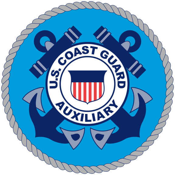 Seal of the US Coast Guard Auxiliary