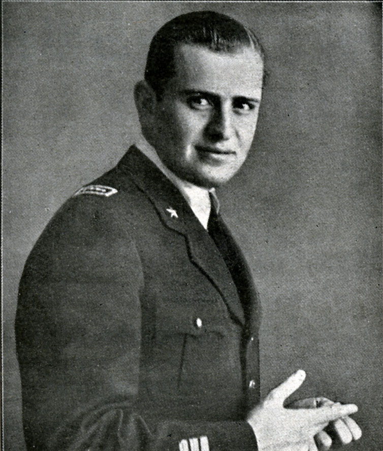 Bruno Mussolini, 1941 (public domain via Almanacco Bompiani)