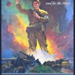 Poster for the US Army Corps of the Military Police, WWII