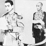Mohamed Reza Pahlavi on his inauguration as Shah of Iran, 17 September 1941 (public domain via Wikipedia)