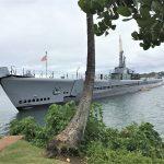 Submarine USS Bowfin, Pearl Harbor (Photo: Sarah Sundin, 7 Nov 2016)