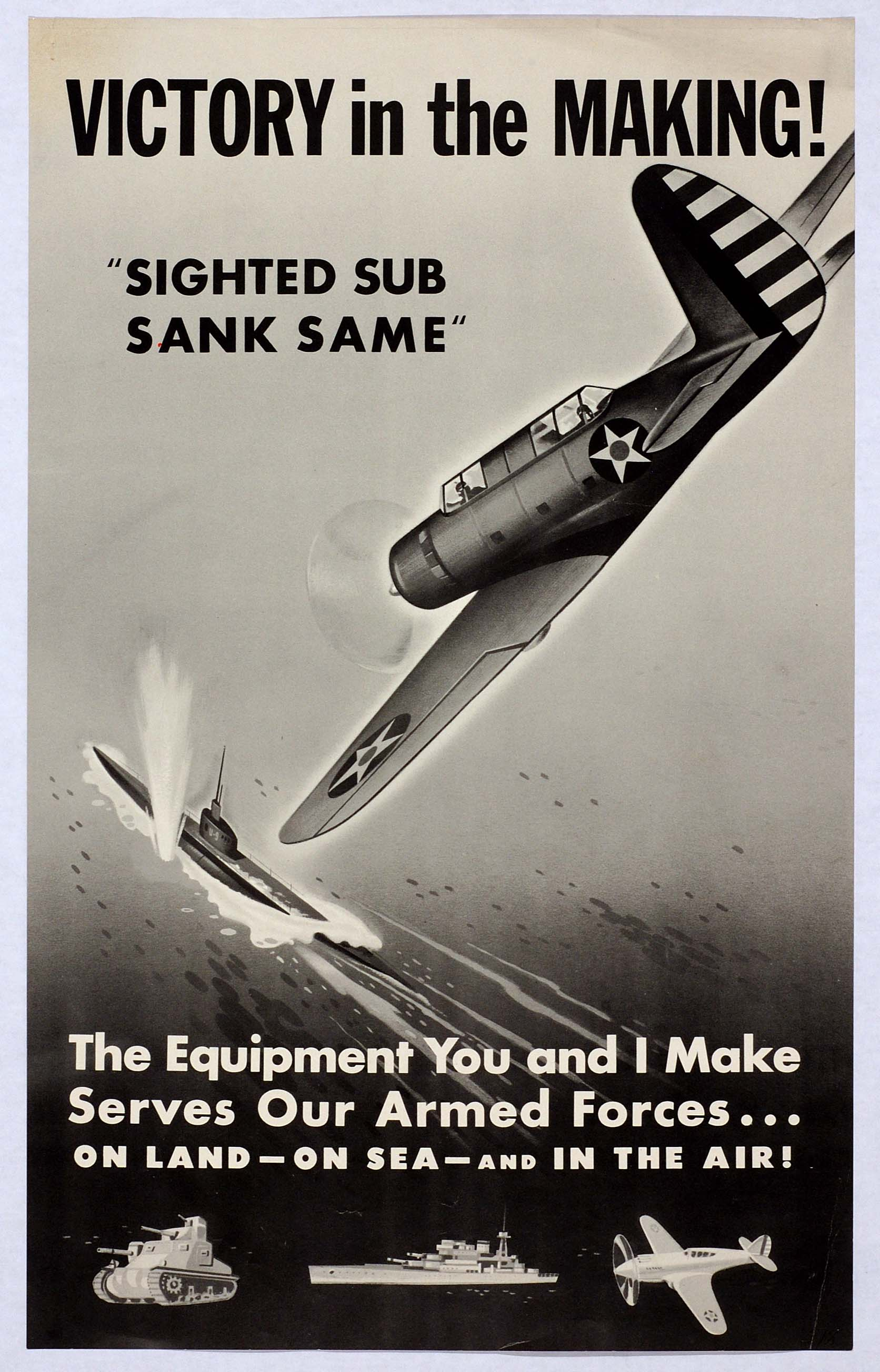 US poster, 1942
