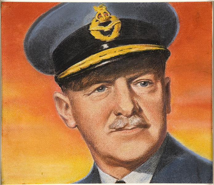 Air Marshal Sir Arthur Harris, 1943 (National Archives, United Kingdom)