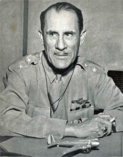 Maj. Gen. Clarence Tinker, 1942 (US War Department photo)