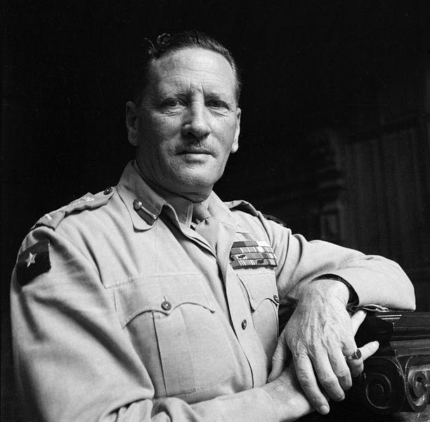 Gen. Sir Claude Auchinleck, WWII (Imperial War Museum)