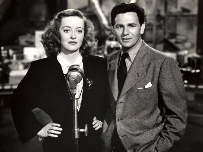 Bette Davis & John Garfield, founders of the Hollywood Canteen, 1942 (public domain)