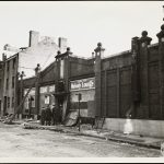 Cocoanut Grove nightclub after the fire, Boston, MA, 30 November 1942 (US Army Signal Corps photo)