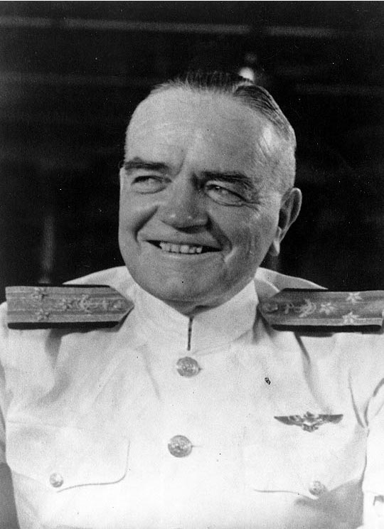 Vice Adm. William Halsey, 1941 (US Naval History and Heritage Command)
