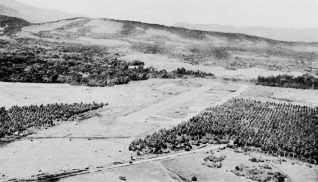 Mount Austen overlooking Henderson Field on Guadalcanal (US Army Center of Military History)