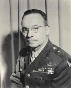 Gen. Lewis Brereton, WWII (public domain via Wikipedia)