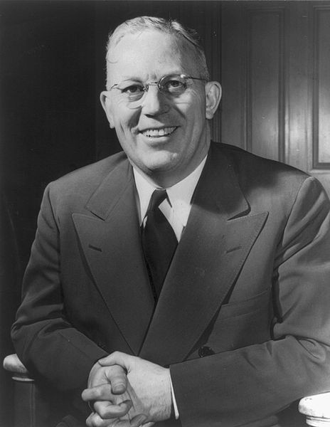Earl Warren, Governor of California (Library of Congress)