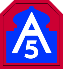 Patch of the US Fifth Army