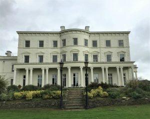 Southwick House, England, September 2017 (Photo: Sarah Sundin)