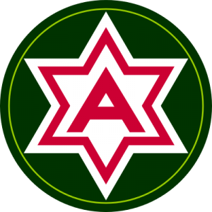 Insignia of the US Sixth Army