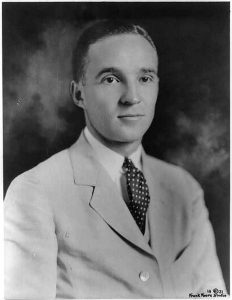 Edsel Ford, 1921 (Library of Congress)