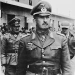 German Gen. Jürgen von Arnim after his surrender to the Allies in Tunisia, May 1943 (US Army Center of Military History)