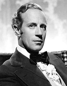 Publicity photo of Leslie Howard for Gone with the Wind, 1939 (public domain via Wikipedia)
