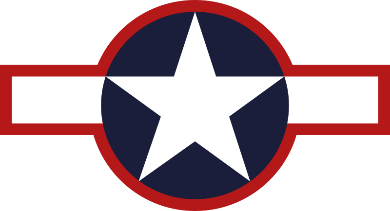 US aircraft national insignia, 29 June 1943