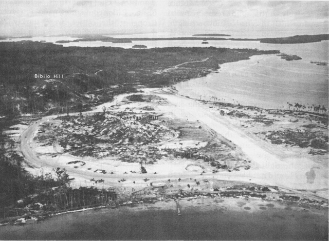 Munda Airfield, New Georgia, Solomon Islands, WWII (US Army Center of Military History)