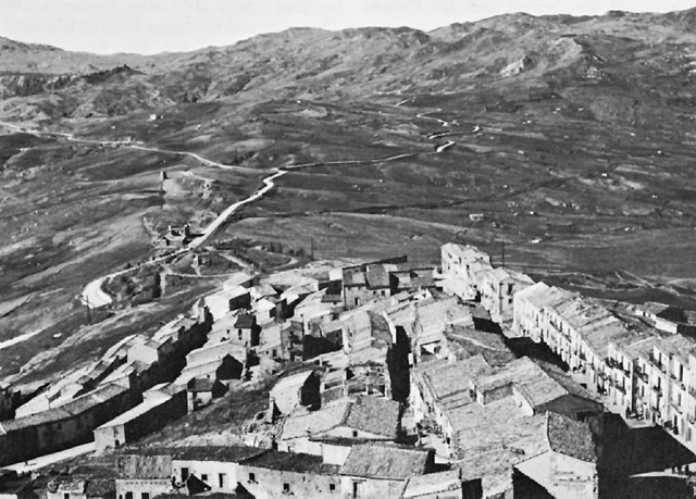 Troina, Sicily, WWII (US Army Center of Military History)