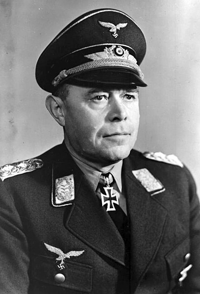 Gen. Albert Kesselring, 1940 (German Federal Archive: Bild 183-R93434)